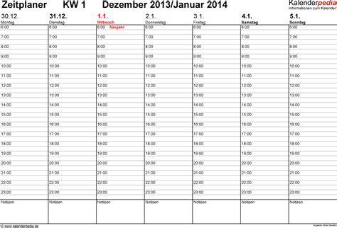 Kalender 2014 Zum Ausdrucken Wochenkalender 2014 Als Excel Vorlagen Zum Ausdrucken