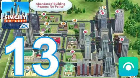 Simcity Buildit Layout Guide Level 13 | simcity buildit gameplay walkthrough part 13 level 13
