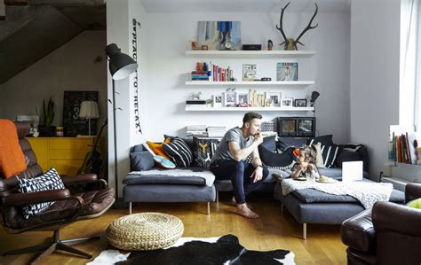 Sofa Mit Ecke by Home Tour Jerzy And S Architectural Open Plan House