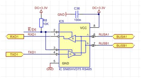 pull up resistor rs485 the driver ability of the chip of tl7705 supervisor and reset ic forum supervisor and reset