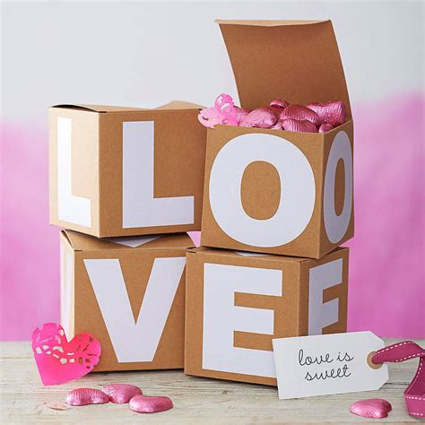 surprise gifts monogram gift box by letteroom notonthehighstreet com