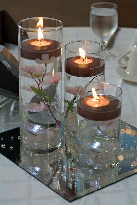 Cherry Blossom Vase Centerpieces Pending Sale Tradesy Centerpieces For Sale