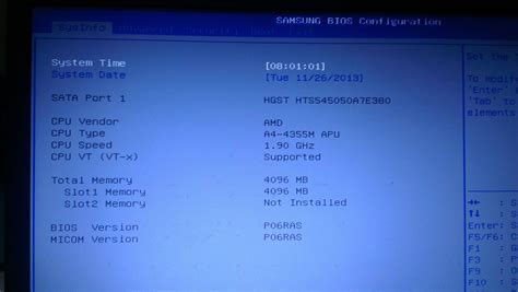 reset samsung xe500t1c laptop samsung series 5 bios not detecting any bootable