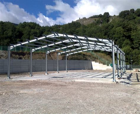 vendo struttura in ferro per capannone struttura metallica per capannone struttureinacciaio net