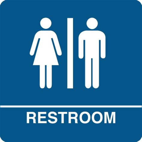 Mens And Womens Restroom Signs ClipArt Best