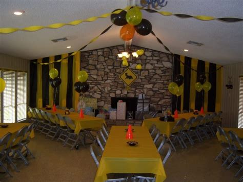 themes black diggers 25 best ideas about construction baby showers on