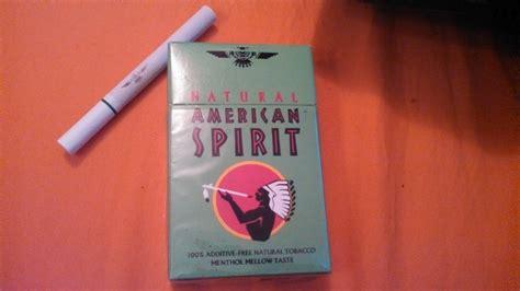 spirit menthol light spirit mellow menthol cigarette review
