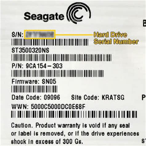Hardisk Rma how to rma defective seagate drives with valid