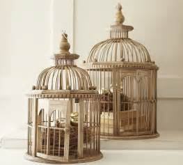 bird cage home decor primed4design design tip of the week 12 19 10 centerpiece ideas for your holiday table