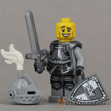 Lego Minifigure Seri 9 Heroic heroic 71000 lego minifigures series 9
