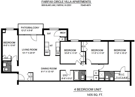 one bedroom apartments in northern va 4 bedroom apartments in fairfax va with utilities included