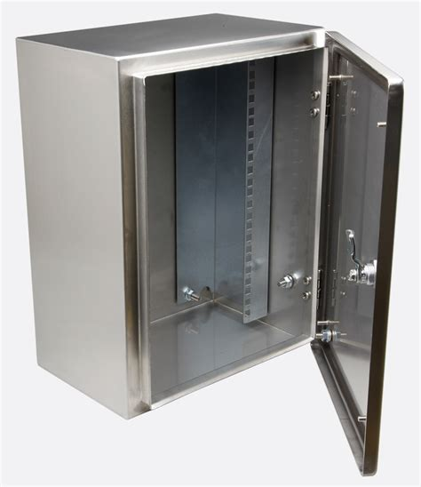 Wall Rack Cabinet by Enclosure Systems 46663512 Sm Wall Cabinet Ip66 12u