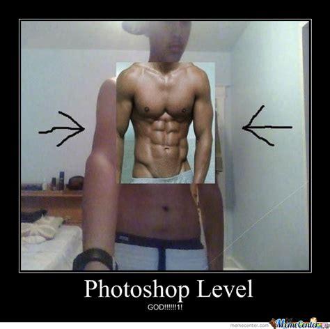 Level Meme - photoshop level by brenn meme center