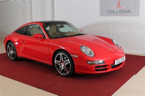 Porsche Targa 2007 by Porsche 911 997 Targa 4 Mk1 2007 For Show By Callisma