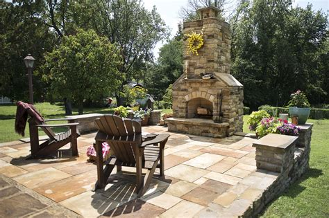 backyard builds diy stonecutter donora man builds his own patio outdoor