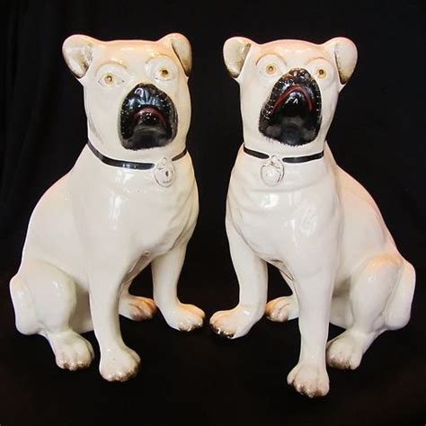 early pugs 17 best images about staffordshire on ceramics pipe and antiques