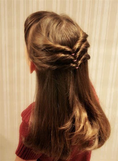 easy indian hairstyles for school 45 peinados y cortes de cabello para ni 241 a de moda corto y