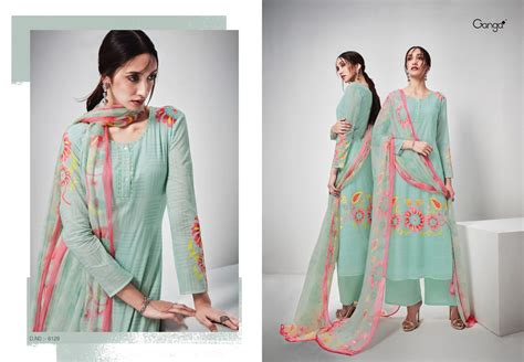 Artistic Appeal ganga artistic appeal salwar suit bs fashion surat