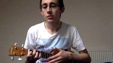 Ukulele By Jacob rather be ukulele cover by jacob