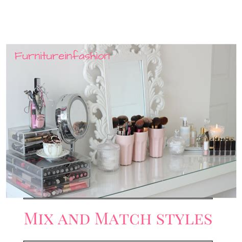 how to dress a table how to organize your dressing table 5 useful tips