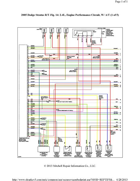 2005 dodge stratus fuse diagram 31 wiring diagram images