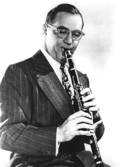 swing music singers benny goodman biography albums streaming links allmusic