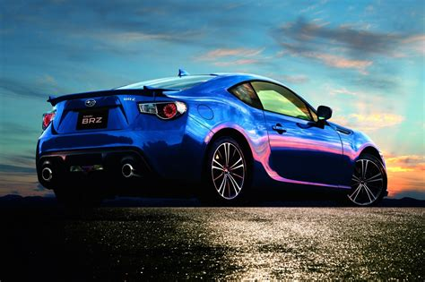 Subaru Announces Sharkfin Antenna For 2015 Frs Brz