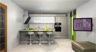 Charmant Decoration Des Petites Cuisines #4: organisation-d%C3%A9coration-cuisine-ouverte.jpg