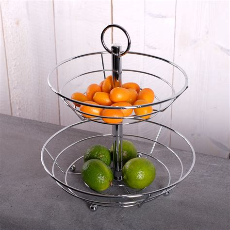 etagere f r obst moderne etagere quot levels quot mit 2 ebenen f 252 r obst und geb 228 ck