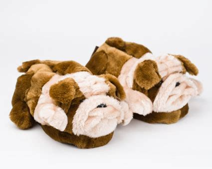 bulldogs slippers gifts for fashionable rufus