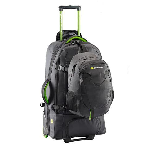 Tas Travelling Travel Bag Ransel Backpack Eggo Back Pack Tyvek White caribee fast track 85 travel backpack wheeled backpacks