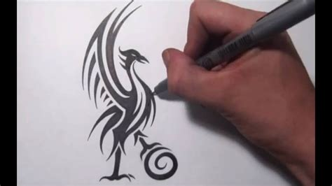 liverbird tattoo designs syella popular liverbird designs