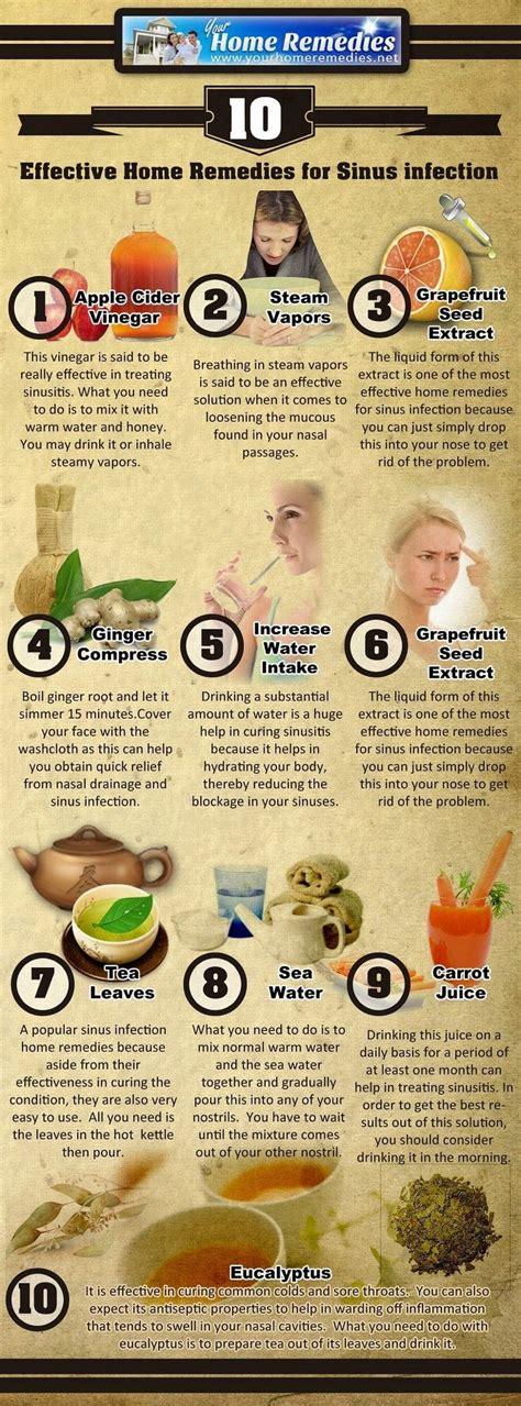 best sinus infection medicine sinus infection treatment complete list of best remedies