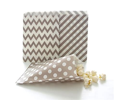 Paperbag Polkadot Tebal Ungu wedding bar bags quot is sweet quot favor bags for wedding buffet dessert table and