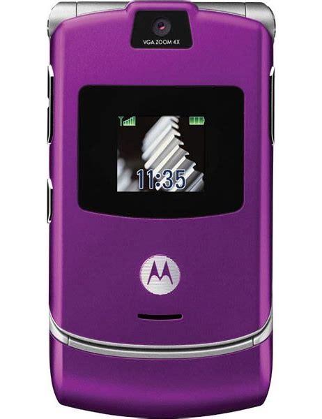 Motorola Razr V3i Brand New Refurbished wholesale motorola v3i purple gsm unlocked cell phones