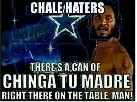 Cowboys Haters Meme - chale haters