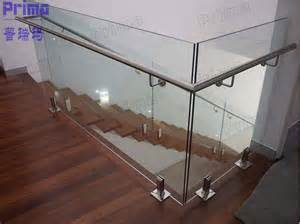 staircase glass railing designs factory prices glass