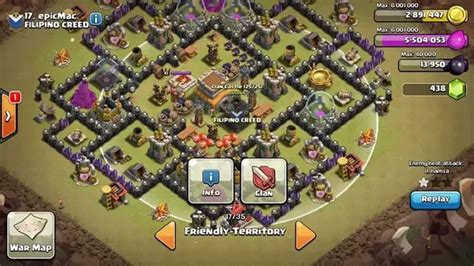 go wipe sweeper anti war air base th8 is there any best anti dragon anti hogs and anti gowipe