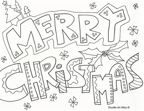coloring pages for winter wonderland images