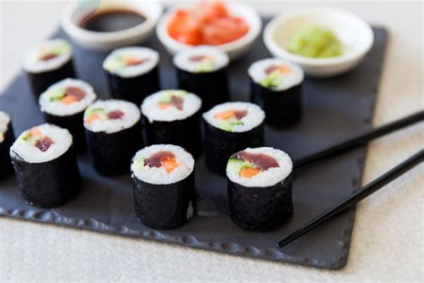 how to make sushi at home yuppiechef magazine