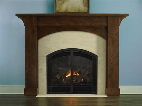Heat N Glo Propane Fireplace Heat N Glo Cerona 36 Arched Direct Vent Fireplace