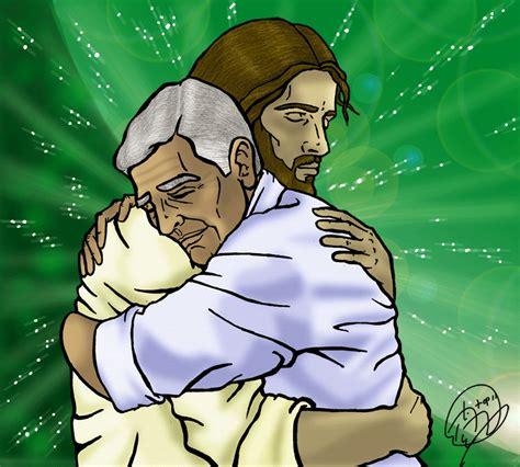 imagenes de jesucristo abrazando a un niño ilustrando y dios mayo 2011
