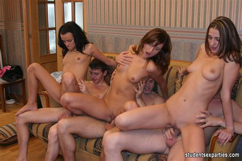 Students Sex Party Image