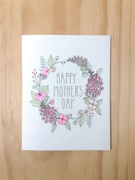 diy mothers day cards 15 handmade mother s day cards homemade crafts diy