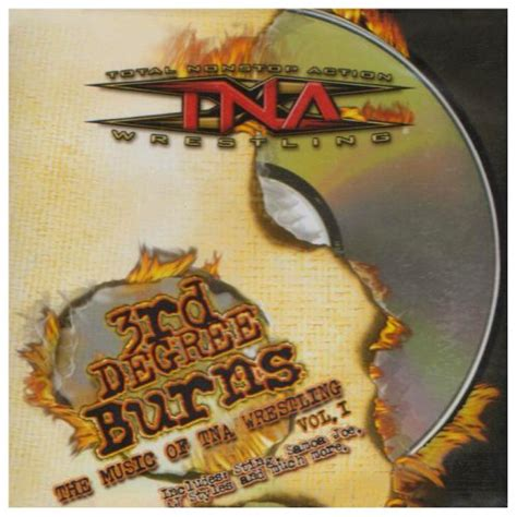 three degrees volume 1 books 3rd degree burns the of tna vol 1