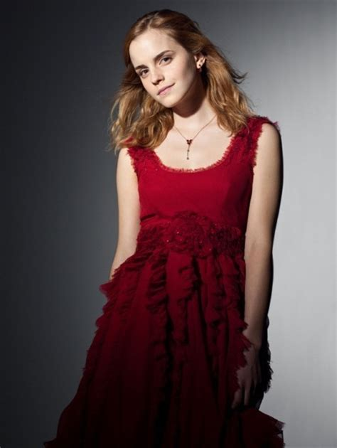 hermione granger in dress from the wedding in harry