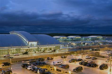 3d Wall Panel Raleigh Durham Airport Rdu Raleigh Nc Crown Corr Inc