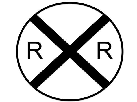 printable railroad signs pin by raelynn tice on reed pinterest