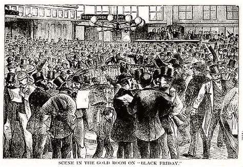 Black Friday September 24 1869 Us Grant Warrior | 10 interesting facts about u s president ulysses s grant