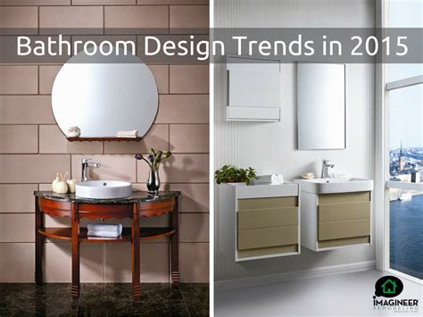 Bathroom Trends 2015 by Bathroom Remodeling Design Trends For 2015